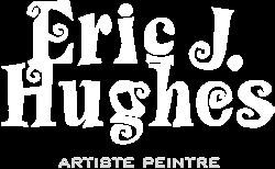 Eric J. Hughes | Artiste-peintre canadien Logo